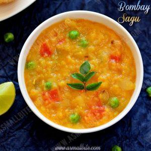 Bombay Sagu Recipe 1