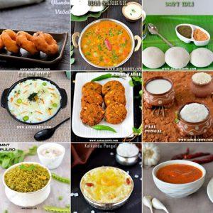 Makar Sankaranti Recipes