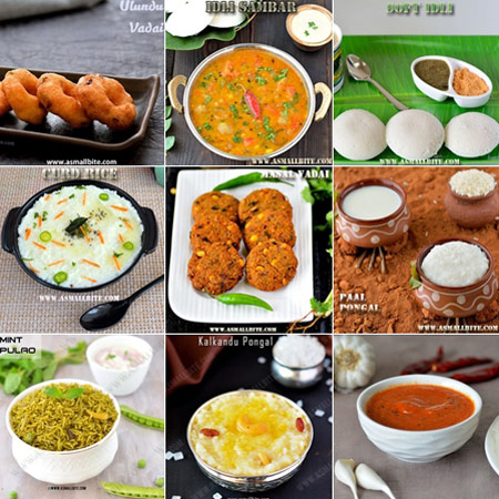 Makar Sankaranti Recipes