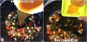 Manathakkali Vathal Kulambu Recipe Steps6