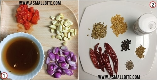Manathakkali Vathal Kuzhambu Recipe Steps1