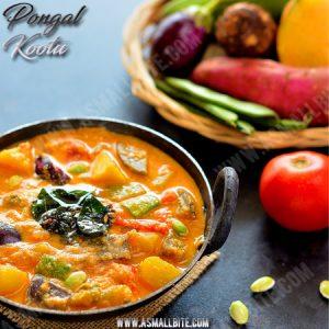Pongal Kootu Recipe 1