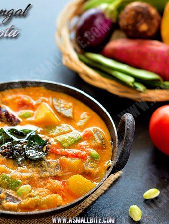 Pongal Kootu Recipe | 7 Kari Kootu