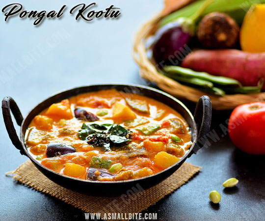 Pongal Kootu Recipe