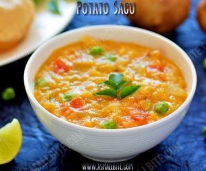 Potato Sagu Recipe 1