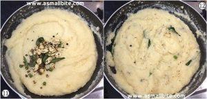 Rava Khara Pongal Recipe Steps6