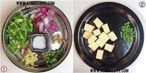 Restaurant Style Chilli Paneer Recipe Steps1