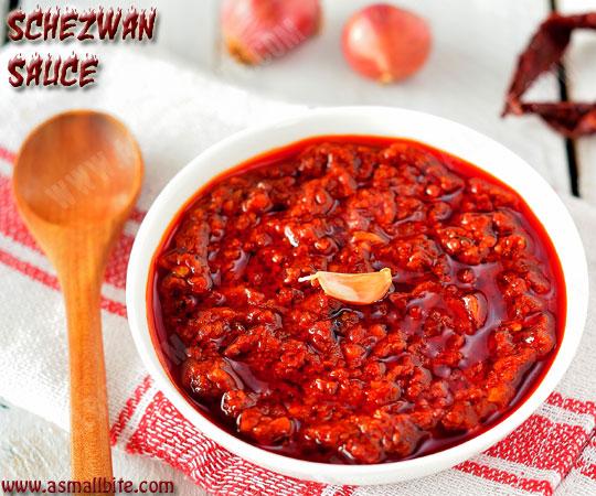 Schezwan Chutney Recipe