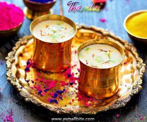 Easy Holi Recipes 1