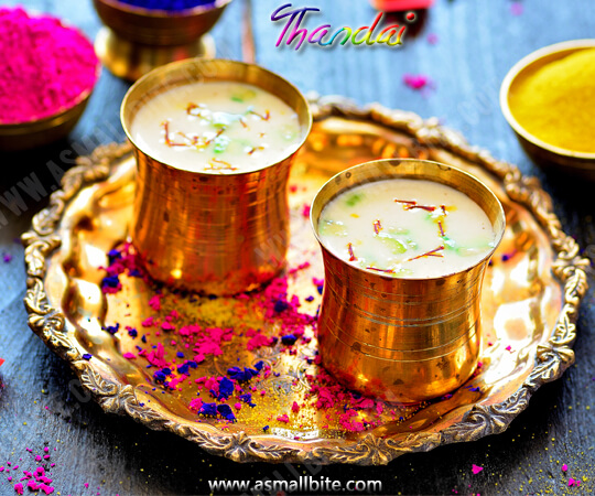 Easy Holi Recipes 1