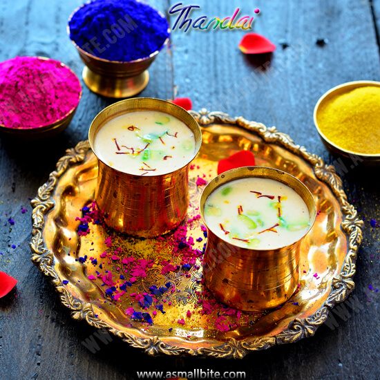 Easy Holi Recipes