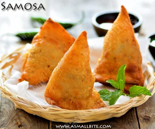 How to Make Samosa Recipe 1