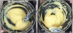 Milk Powder Burfi Recipe Step4