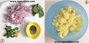 Mysore Masala Dosa Recipe Steps3
