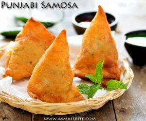 Punjabi Samosa Recipe 1