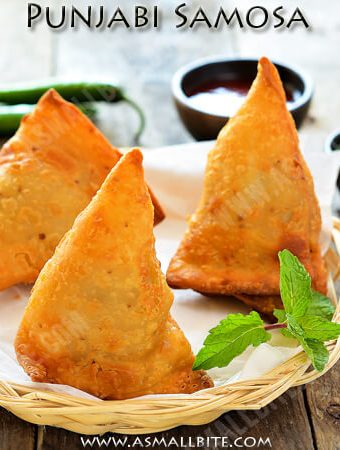 Punjabi Samosa Recipe | How to make Samosa