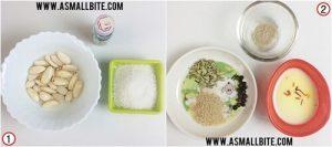 Thandai Recipe Steps1