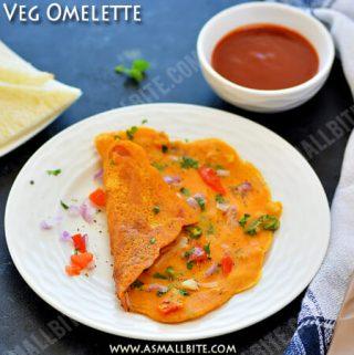 Veg Omelette Recipe