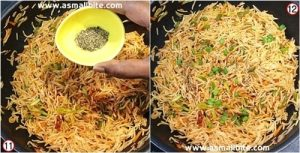 Veg Schezwan Fried Rice Recipe Step6