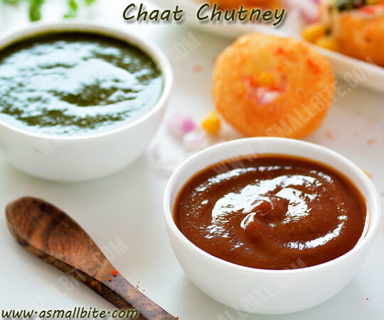 Chaat Chutney Recipe 1
