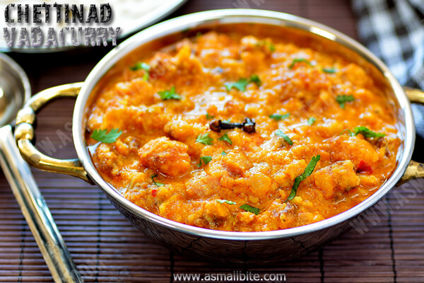 Chettinad Vadacurry Recipe