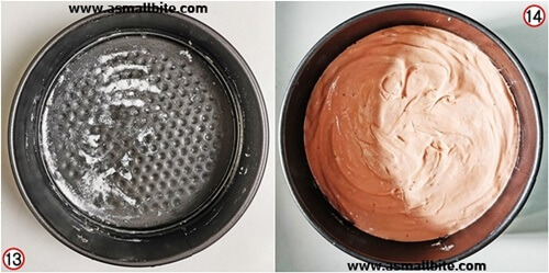 Eggless Strawberry Cake Recipe Steps7