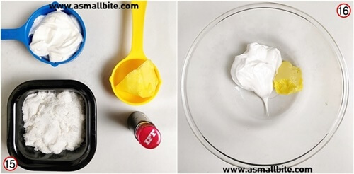 Eggless Strawberry Cake Recipe Steps8