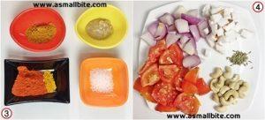 Green Peas Kurma Recipe Steps2