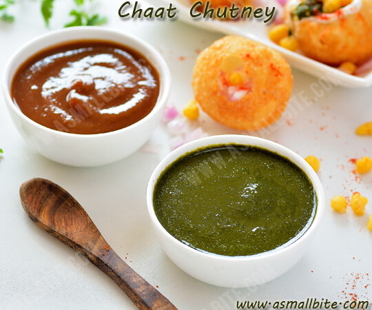 How to make chutney for Chaat