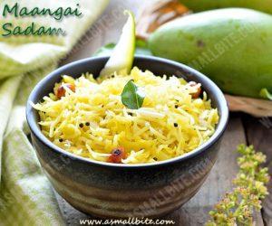 Maangai Sadam Recipe