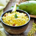Raw Mango Rice Recipe | Maangai Sadam Recipe