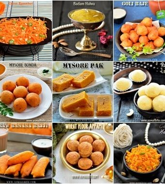 Ugadi Recipes 2018