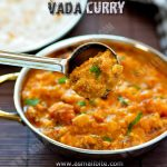 Vada Curry Recipe 1