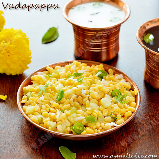 Vadapappu Recipe 2