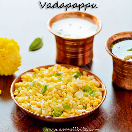 Vadapappu Recipe