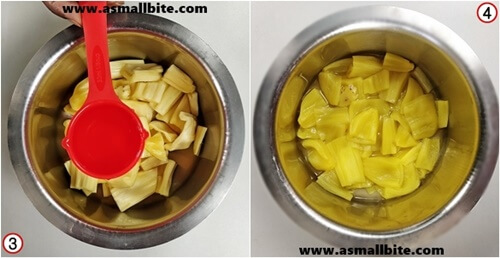 Chakka Pradhaman Recipe Steps2