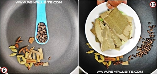 Homemade Garam Masala Powder Steps5
