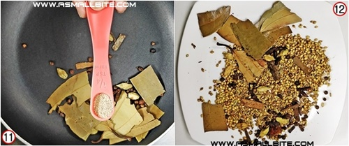 Homemade Garam Masala Powder Steps6