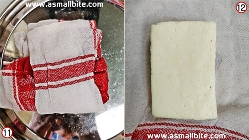 how to make paneer recipe