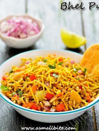 Mumbai BhelPuri Recipe 1