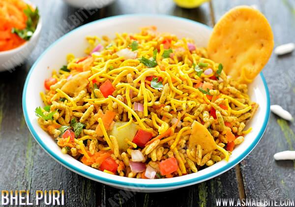 Mumbai BhelPuri Recipe