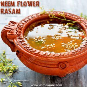 Neem Flower Rasam Recipe 1