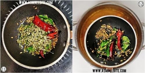 Neem Flower Rasam Recipe Steps6