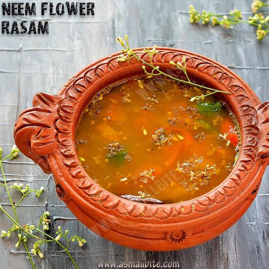 Neem Flower Rasam Recipe