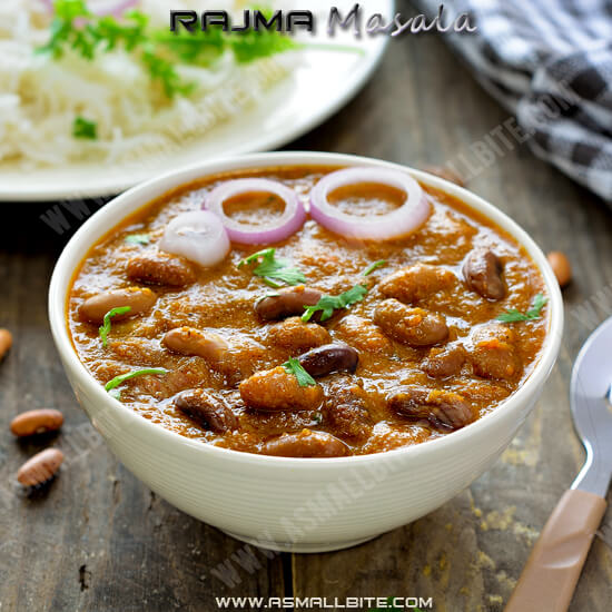 Rajma Curry Recipe