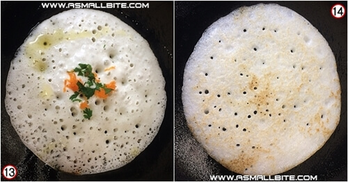 Sponge Dosai Recipe Steps7