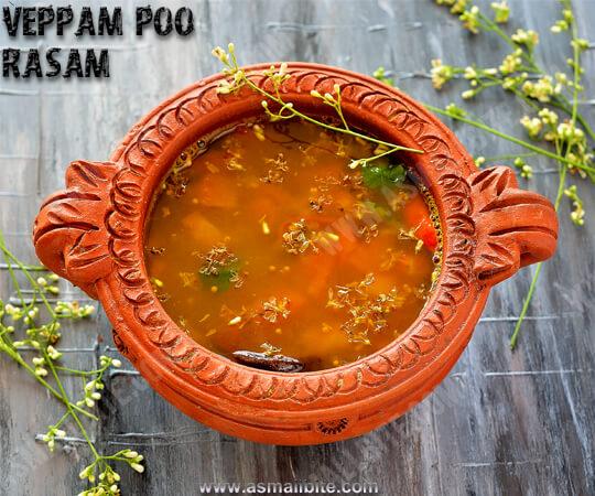 Veppam Poo Rasam Recipe 1