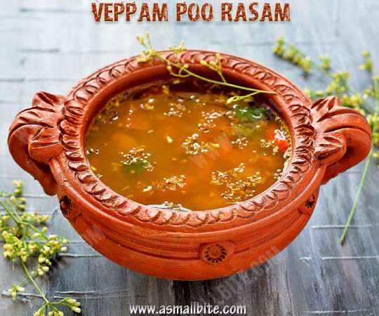 Veppam Poo Rasam Recipe