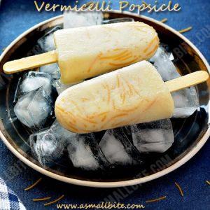 Vermicelli Popsicle Recipe