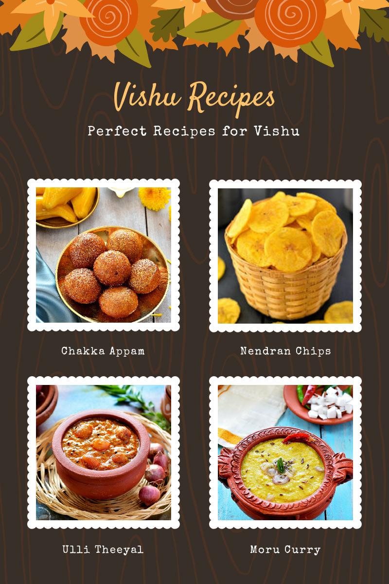 Vishu Special Recipes